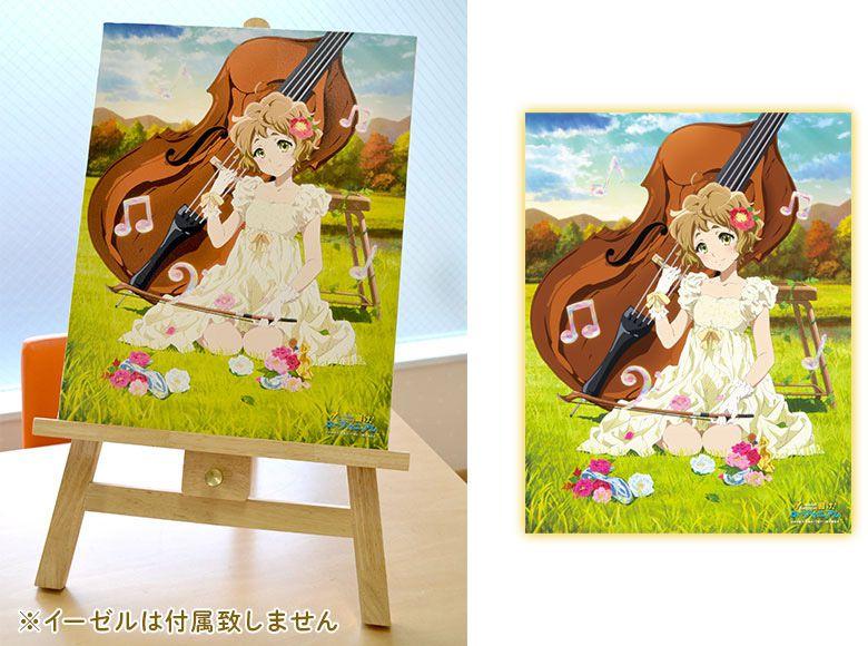 Hibike!-Euphonium-Birthday-Concert-Sapphire-Kawashima-Canvas-Art