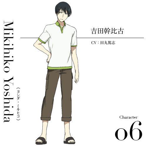 Mahouka-Koukou-no-Rettousei-Hoshi-wo-Yobu-Shoujo-Character-Design-Mikihiko-Yoshida