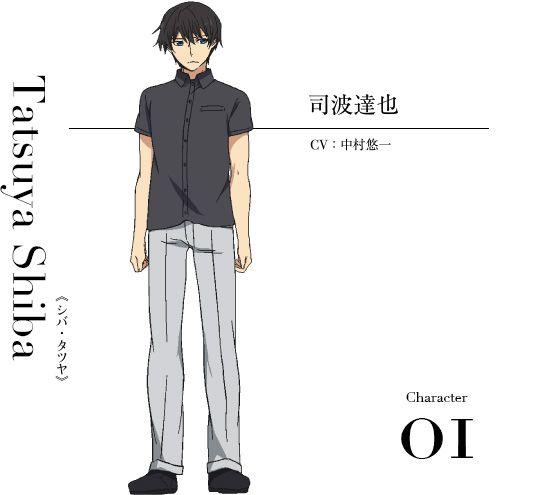 Mahouka-Koukou-no-Rettousei-Hoshi-wo-Yobu-Shoujo-Character-Design-Tatsuya-Shiba