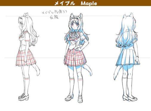 Nekopara-OVA-Character-Designs-Maple
