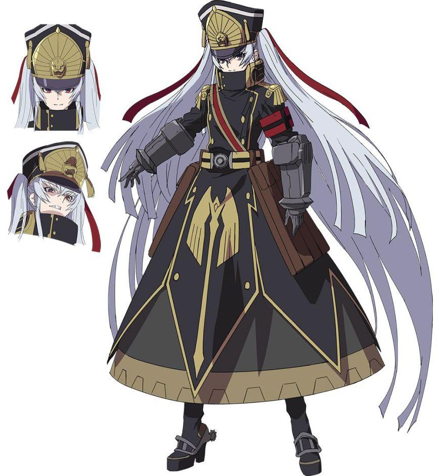 Re-CREATORS-Character-Designs-Gunpuku-no-Himegimi