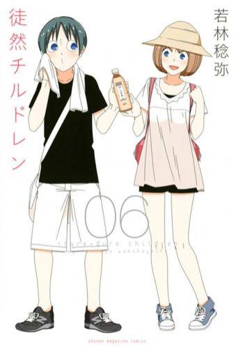 Tsurezure-Children-Manga-Vol-6-Cover