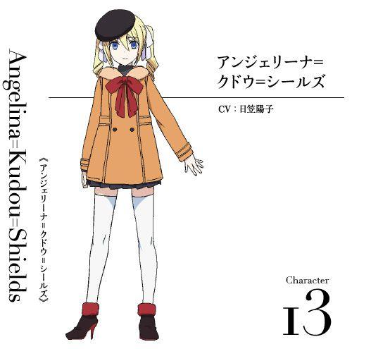 Mahouka-Koukou-no-Rettousei-Hoshi-wo-Yobu-Shoujo-Designs-Angelina-Kudou-Shields
