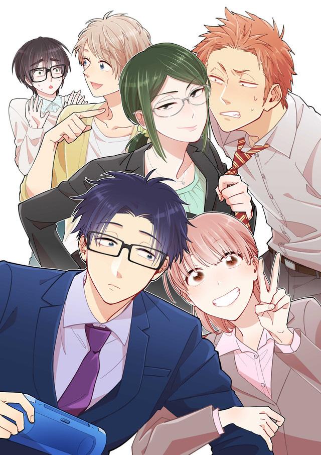 Wotaku-ni-Koi-wa-Muzukashii-Anime-Visual
