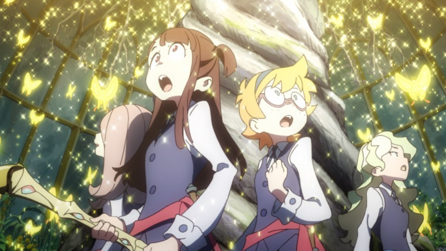 Little Witch Academia Chamber of Time Screenshots 04