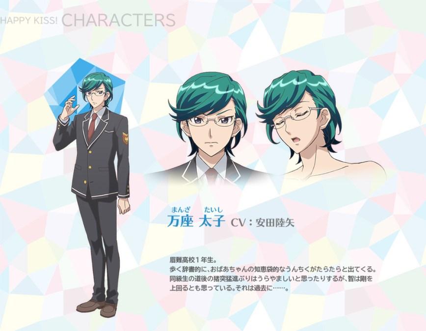 Binan-Koukou-Chikyuu-Bouei-bu-Happy-Kiss!-Character-Designs-Taishi-Manza