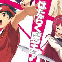 Hataraku Maou-sama! Season 2 Announced