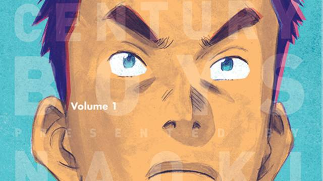 Manga Cover of Vol 1 Perfect Edition of 20th Century Boys by Naoki Urasawa