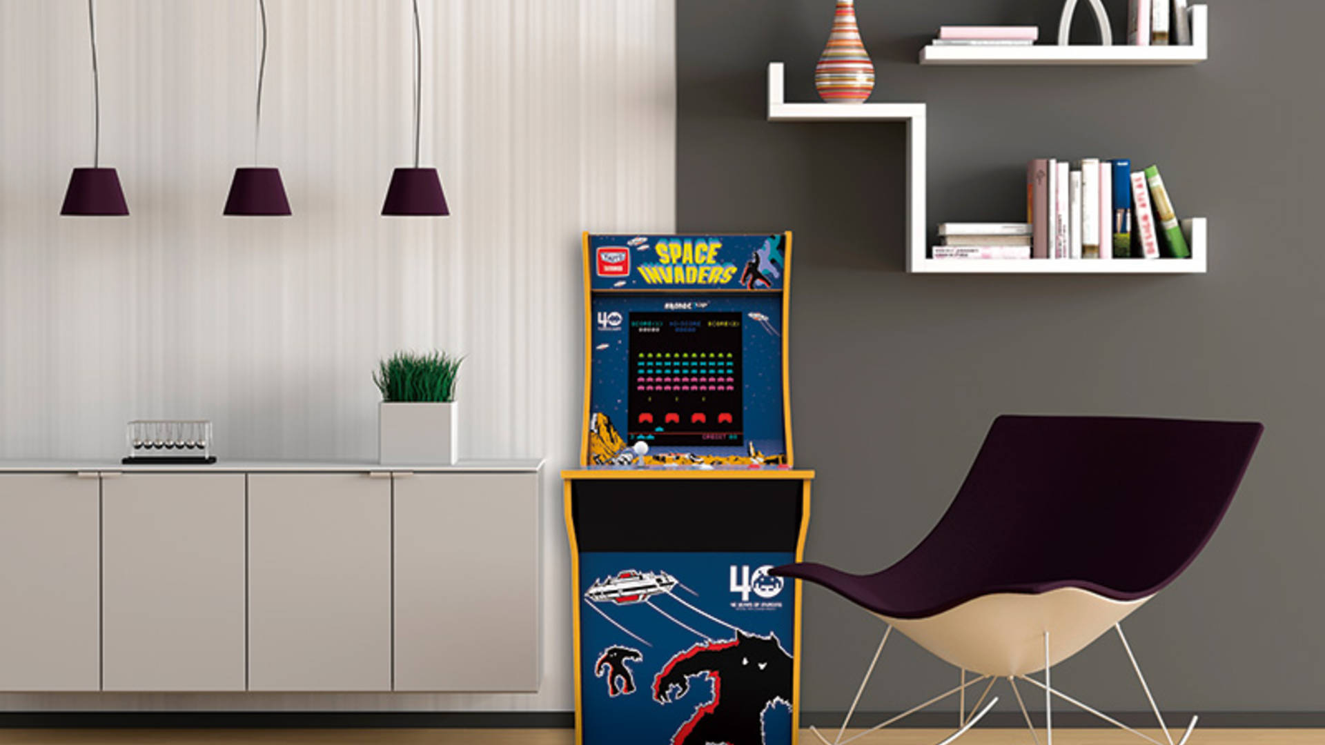 Taito Brings The True Space Invaders Experience Home In Japan With