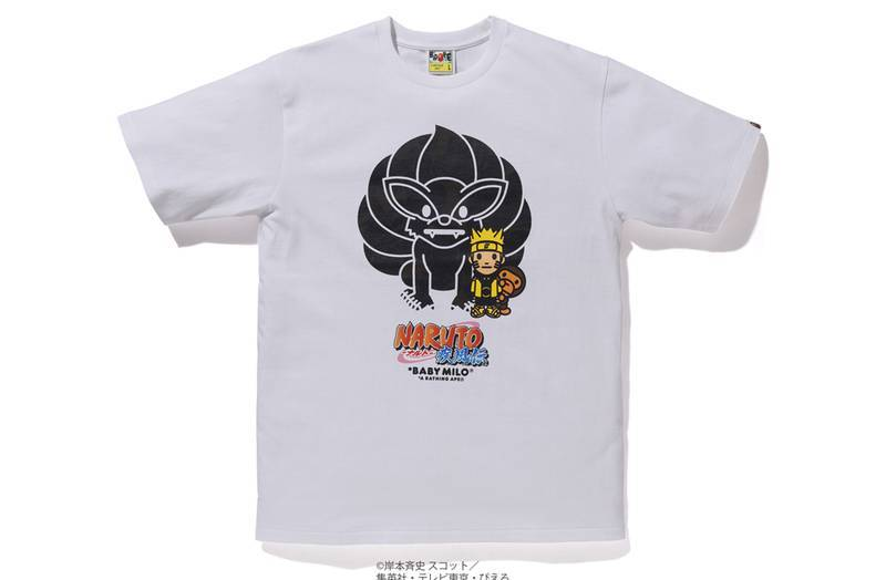 "814ced6e7 A BATHING APE® is launching collaboration items with TV animation ""NARUTO  Shippūden"" of the battle action manga ""NARUTO"" created by Masashi Kishimoto  and ..."