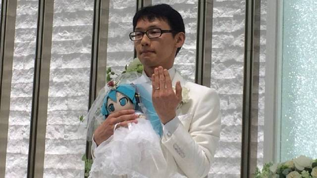 Hatsune Miku Marriage