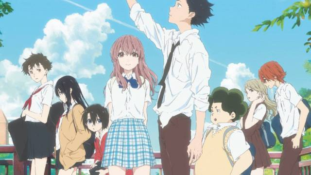 A Silent Voice Theatrical
