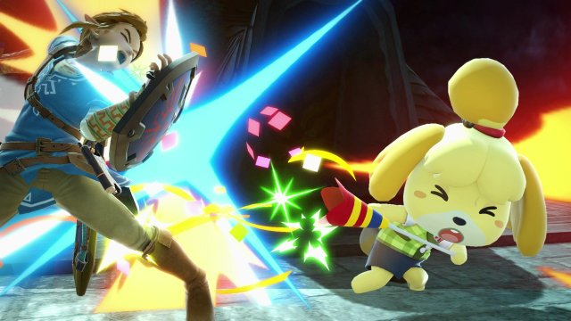 Isabelle's Trophy Duplication and Finding Your Own Fun in the World of Smash Bros.