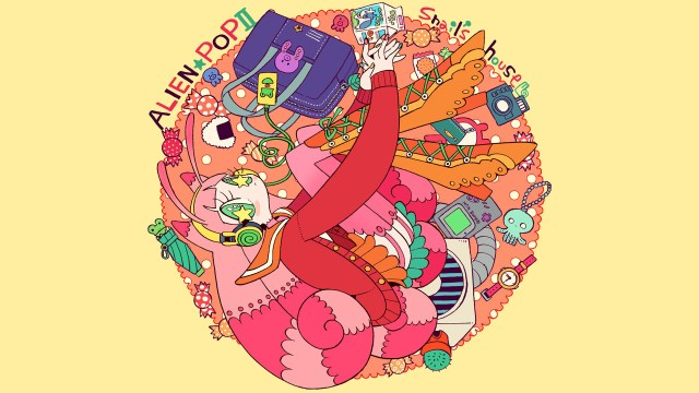 Snail's House Announces New Album 'Alien☆Pop 2', Releases First Single 'Cosmo Funk'