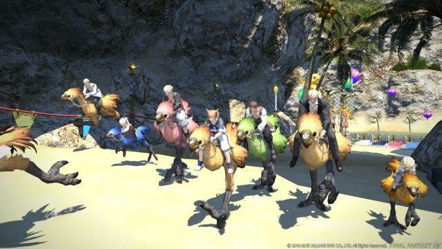 Square Enix and Sydney Gaymers Will Bring A Final Fantasy XIV Float to Sydney Gay and Lesbian Mardi Gras parade