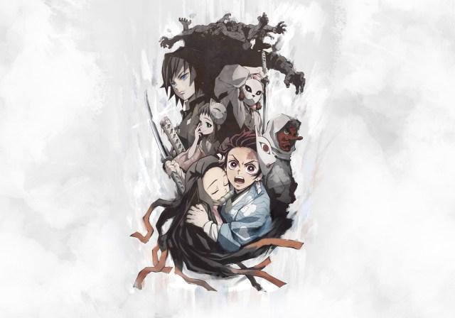 Kimetsu no Yaiba anime banner