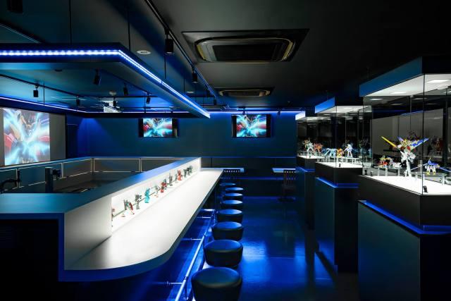 Bandai Spirits' Robot Kichi 'Mecha Bar' Has Re-Opened After Remodeling