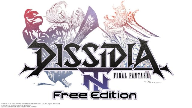 Dissidia Final Fantasy NT Free Edition to Release on PS4 and PC in March