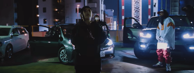 Junior-high-school rapper Taro Ninja enlists an all-star team of Japanese MCs for remix of viral hit