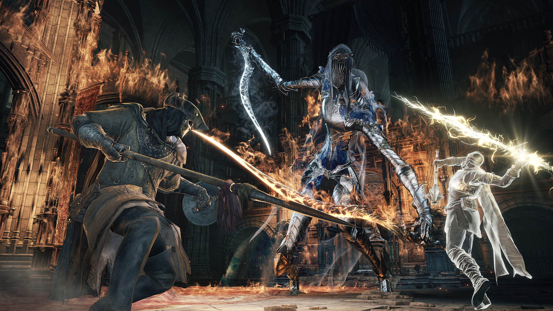 Dark Souls' Series Soundtracks Added to Streaming Services