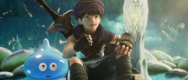 Immerse Yourself in the World of Dragon Quest With Upcoming CGI Film Trailer