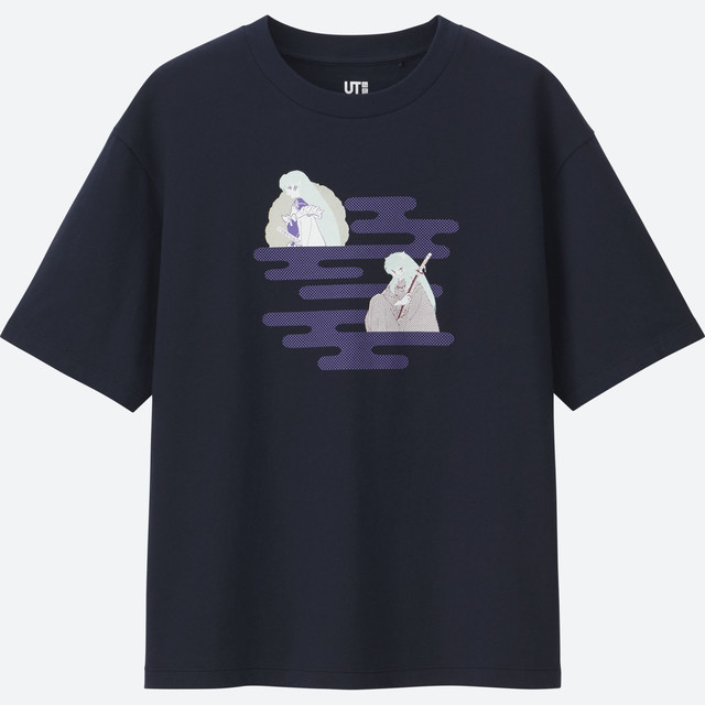New Uniqlo Inuyasha Design