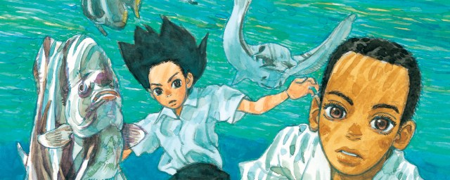 Children of The Sea Anime Film Previewed In Stunning New Trailer