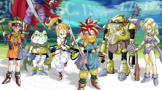 Chrono Trigger Chosen as the Best Game of the Heisei Era