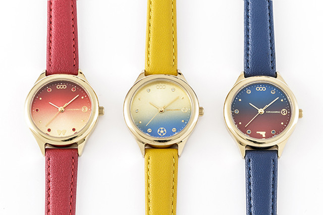 Sarazanmai SuperGroupies Watches