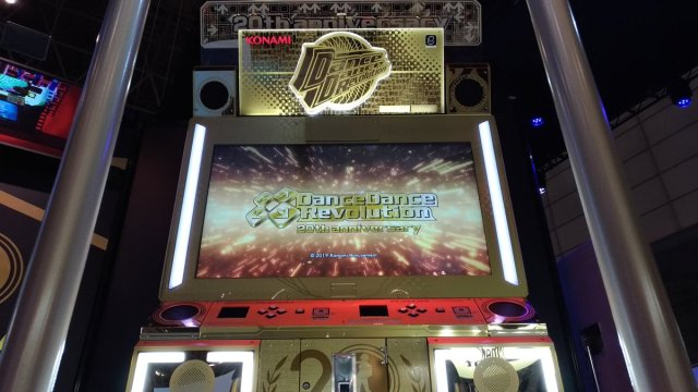 Golden DDR Cabs, New Rhythm Games, Fighting Games, & More Coming to Round1 USA
