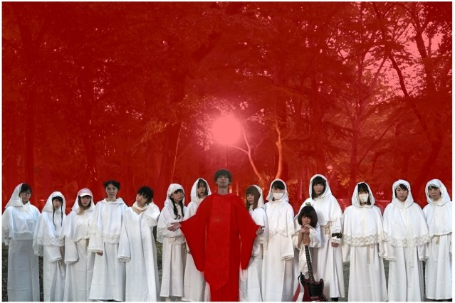Supergroup Ri Ri Riligion Brings Cult Vibes To Their First MV 'Creature'