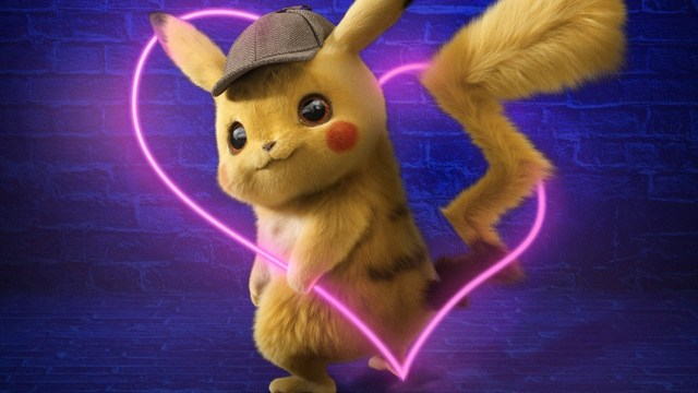 Detective Pikachu Leaps Into The Real World With Life Sized
