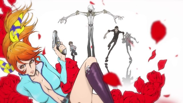 LUPIN THE IIIRD: Goemon's Blood Spray & Fujiko's Lie to Receive Double-Feature at Anime Expo