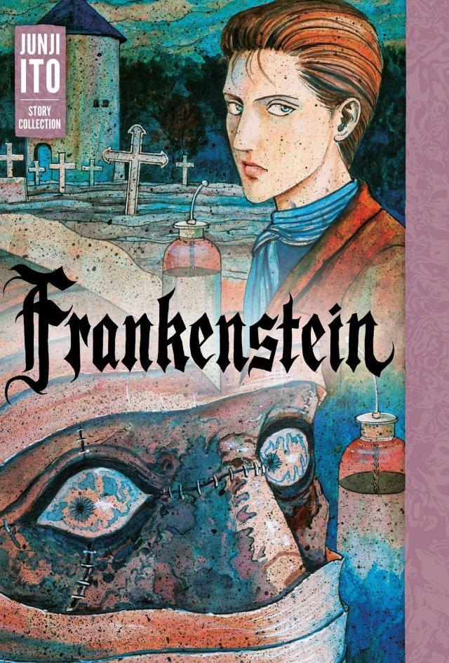 Junji Ito Frankenstein