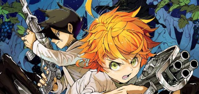 The Promised Neverland Set To Wrap Upa