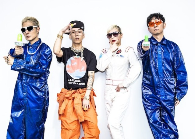 m-flo and JP The Wavy