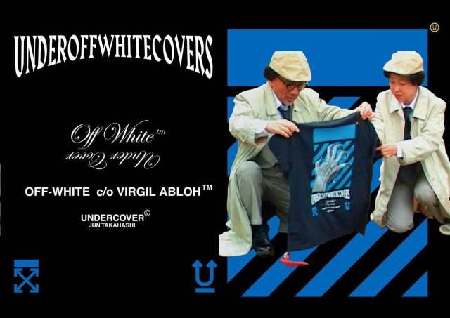 "Off-White X Jun Takahashi Collab on ""UNDEROFFWHITECOVERS"""