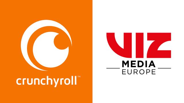 Crunchyroll VIZ Media partnership