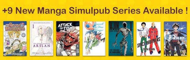 BookWalker new simulpubs