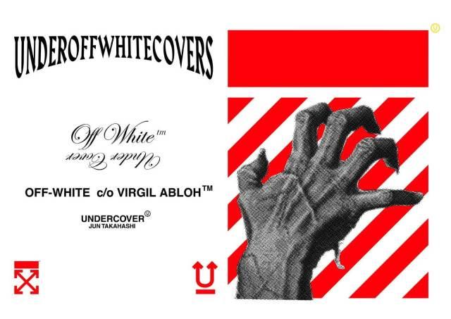 Off-White X Jun Takahashi Collab on