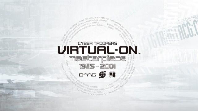 Virtual-On Collection Hits Japan This November