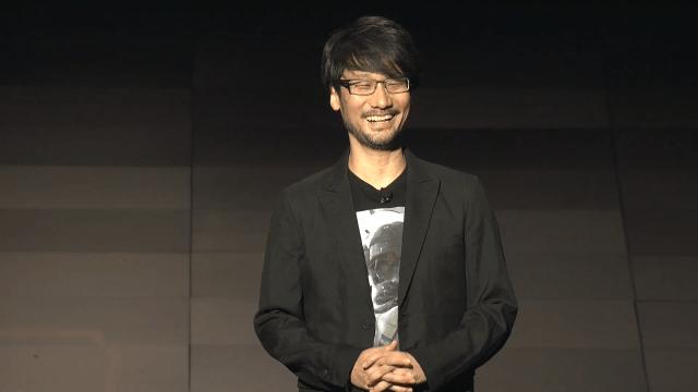 Hideo Kojima E3 2016
