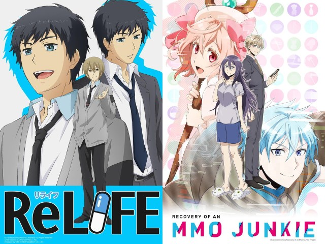 ReLIFE and Recovery of an MMO Junkie