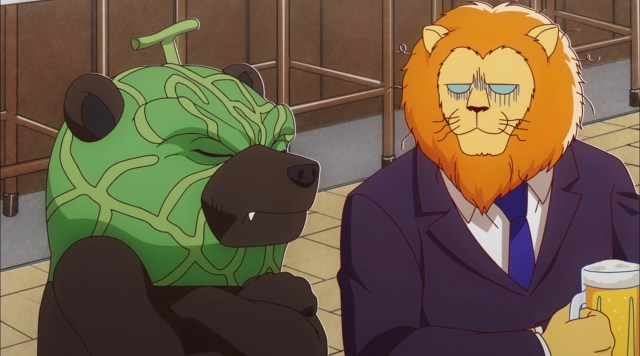 Africa Salaryman Episode 4 Impressions: Dicing With Death