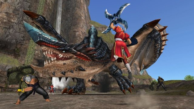 Closure of Monster Hunter MMO Servers Marks the End of an Era