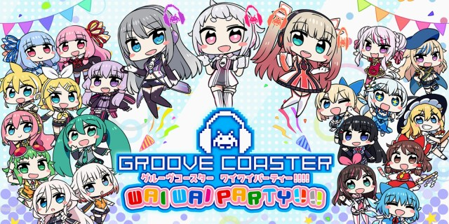 Groove Coaster Wai Wai Party Review - Popular Rhythm Game Series Makes Enjoyable Switch Debut