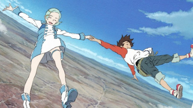 'Eureka Seven: Hi-Evolution 3' to Receive Theatrical Release in 2021