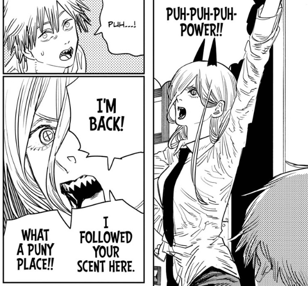 Chainsaw Man chapter 52