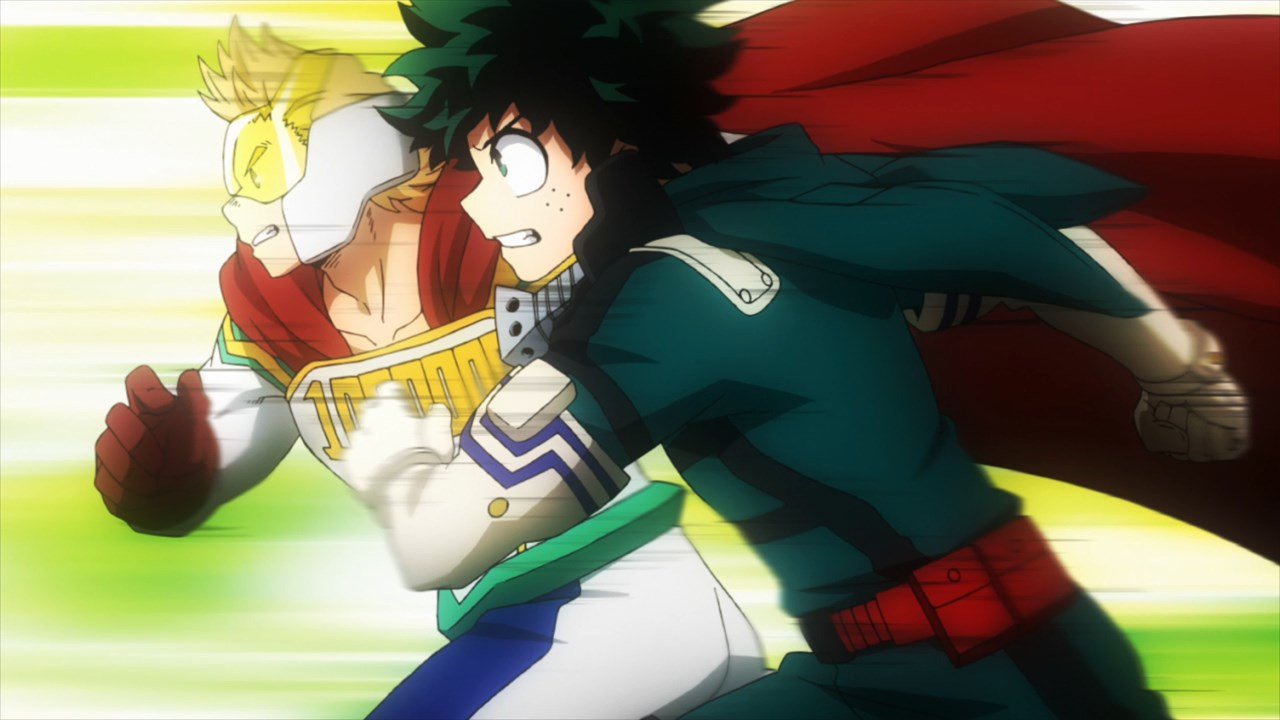 My Hero Academia 4 Episode 7 Review It S Go Time Otaquest You can view your character & guild profiles, check your mythic+ scores & raid <shie hassaikai> decided to take up rp'ing and their officers haven't been able to break character long enough to update their guild profile. my hero academia 4 episode 7 review it