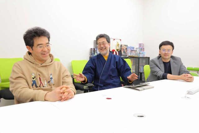 Interview With Kiyotaka Waki, Shinichi Matsumi, and Eiji Inomoto of Studio Orange